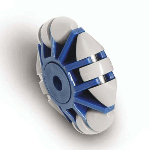 Ergo Roll multi-directional conveyor rollers