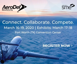 AeroDef Registration Banner Ad