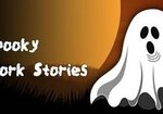 Spooky Work Stories Logo