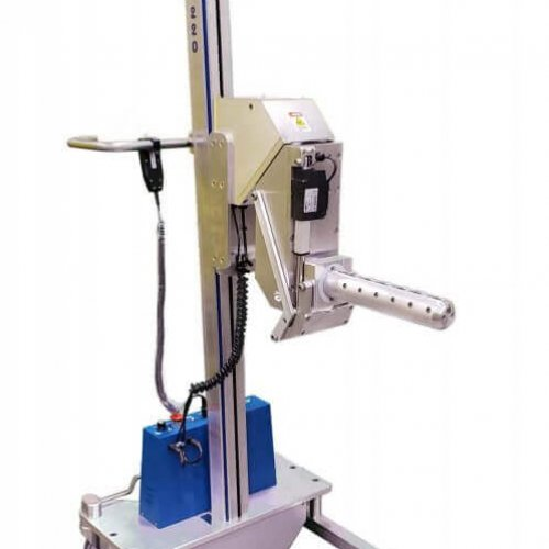 Lift Assist Device with mandrel expander end effector